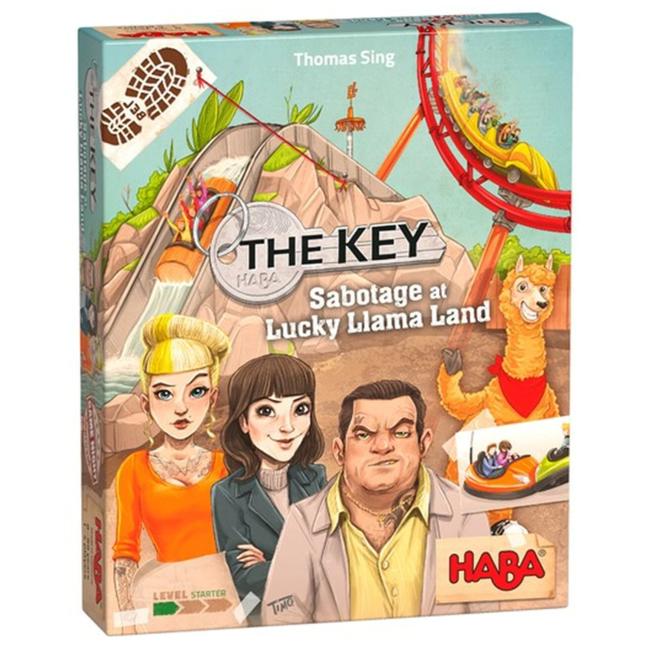 Haba Key (the) - Sabotage at Lucky Llama Land [Multi]