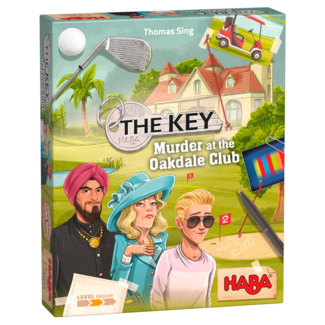 Haba Key (the) - Murder at the Oakdale Club [Multi]