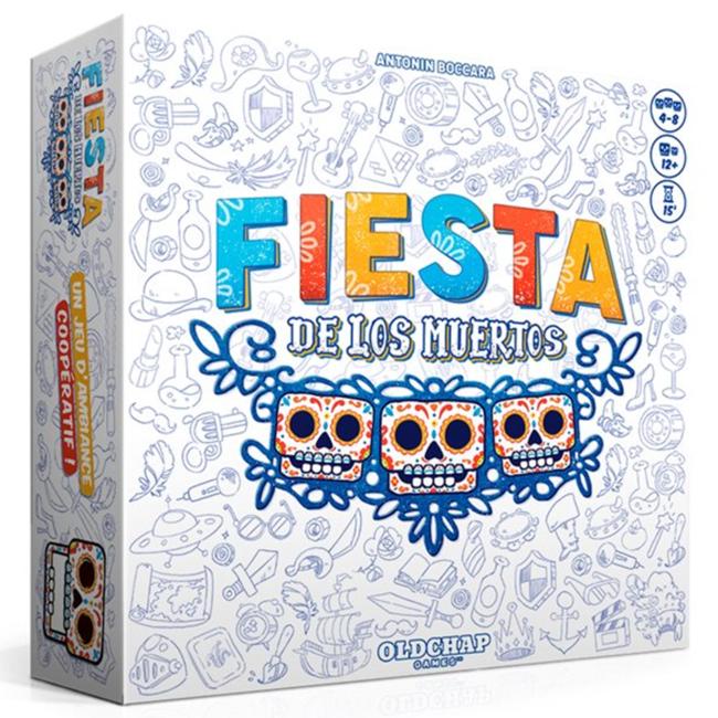 Old chap Edition Fiesta de Los Muertos [English]