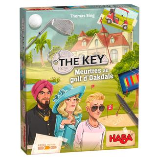 Haba Key (the) - Meurtres au golf d'Oakdale [français]
