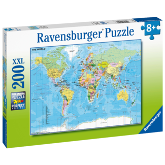 Ravensburger The World (200 pieces)