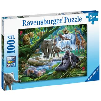 Ravensburger Jungle Animals (100 pieces)