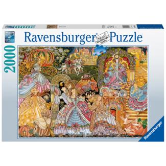 Ravensburger Cendrillon (2000 pièces)