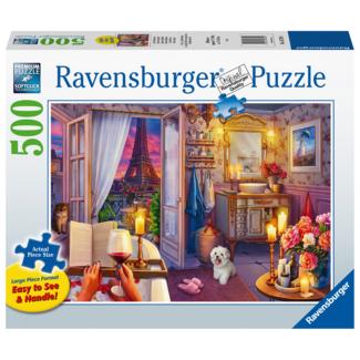 Ravensburger Cozy Bathroom (500 pieces)
