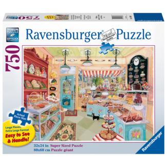 Ravensburger Les délices de la boulangerie (750 pièces)