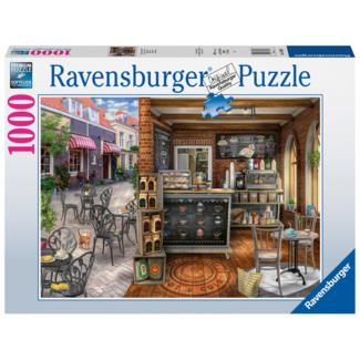 Ravensburger Quaint Cafe (1000 pieces)
