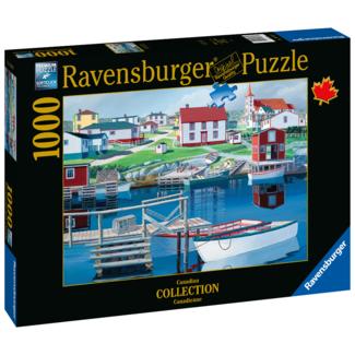 Ravensburger Greenspond Harbor (1000 pieces)