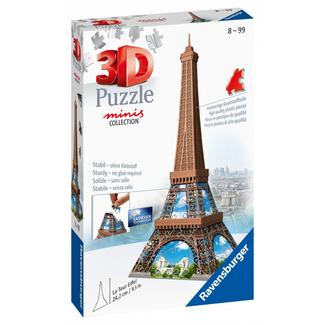 Ravensburger Mini Tour Eiffel - 3D (54 pièces)
