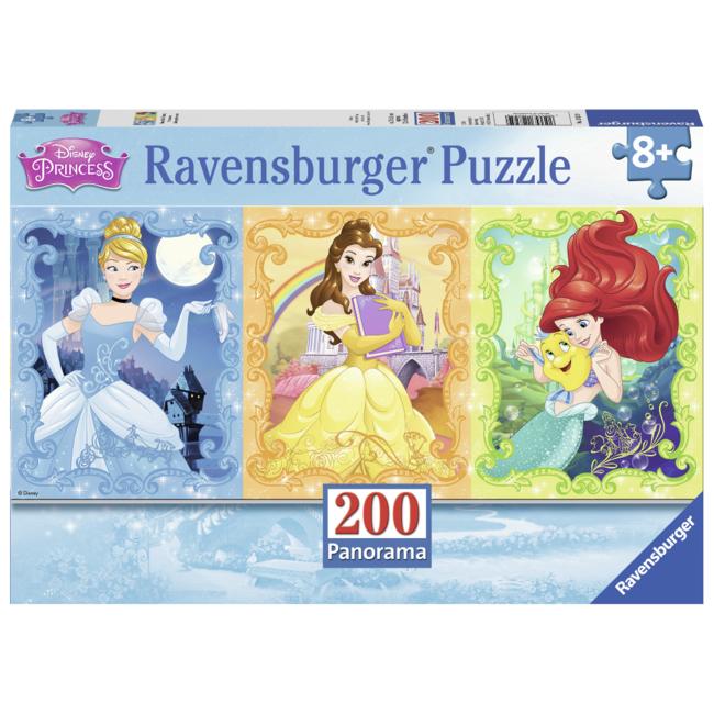 Ravensburger Beautiful Disney Princesses - Panoramic (200 pieces)