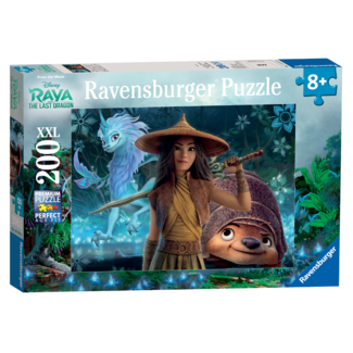 Ravensburger Disney - Raya, Tuk Tuk and Sisu (200 pieces)