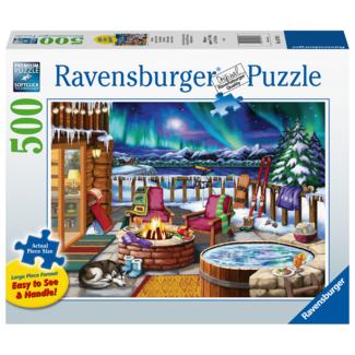 Ravensburger Lumières du Nord (500 pièces)