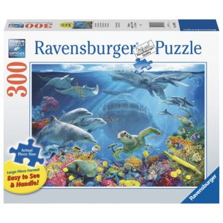 Ravensburger Life Underwater (300 pieces)