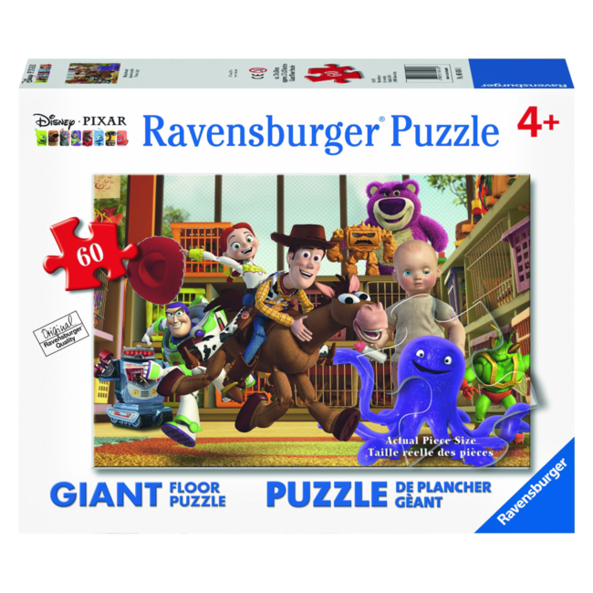 Ravensburger Disney Pixar Collection - Playing Around (60 pieces)