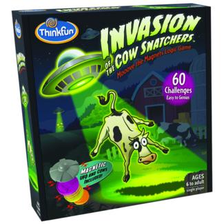 Thinkfun Invasion of Cow Snatcher [multilingue]