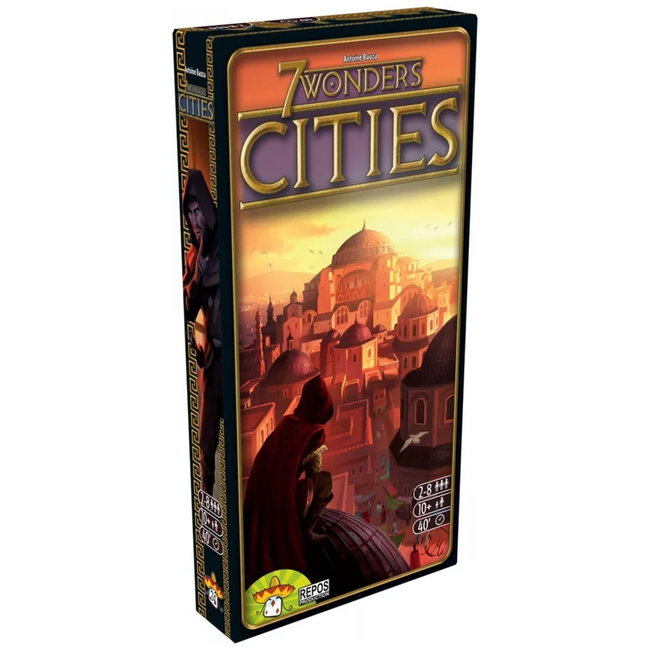 Repos Production 7 Wonders : Cities (1st Edition) [English]