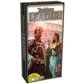 Repos Production 7 Wonders : Leaders (1st Edition) [English]