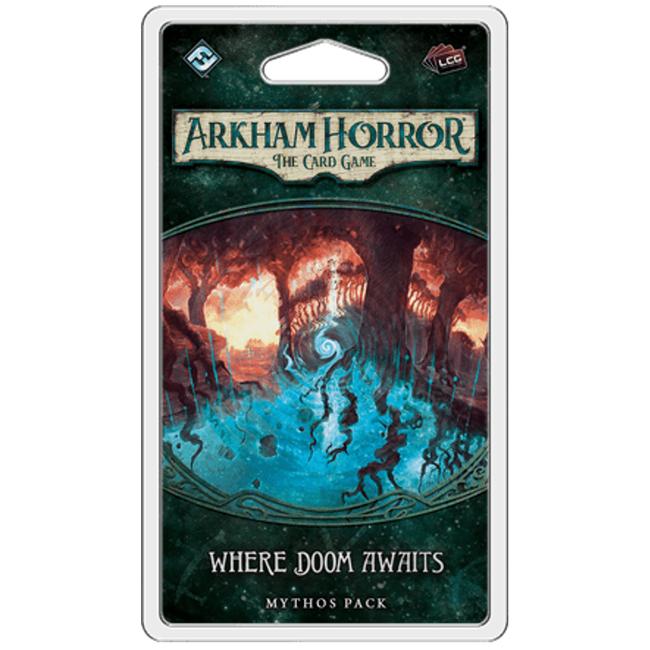 Fantasy Flight Games Arkham Horror (LCG) : Where Doom Awaits [English]