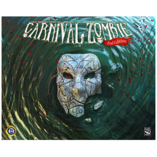 Albe Pavo Carnival Zombie (2nd Edition) [English]