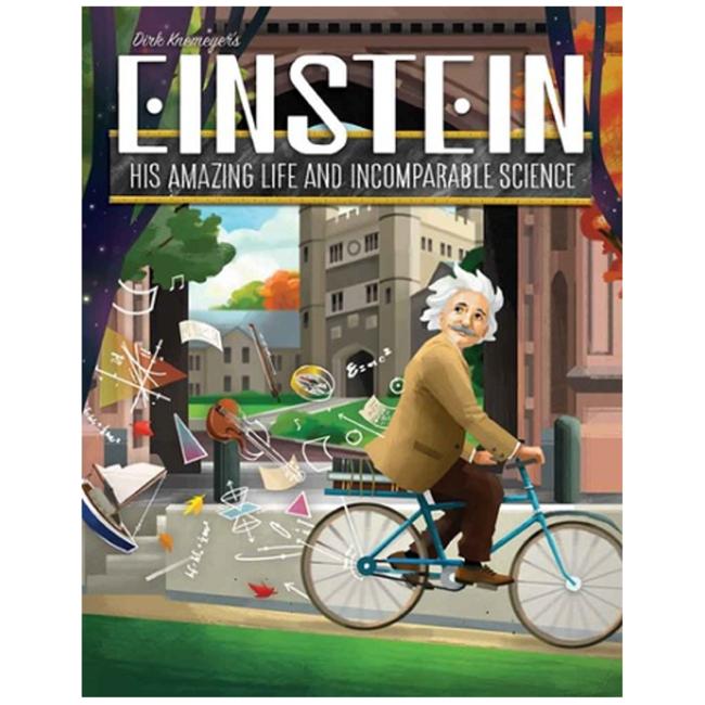 Genius Games Einstein [English]