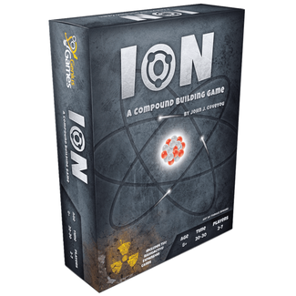 Genius Games Ion - A Compound Building Game [English]
