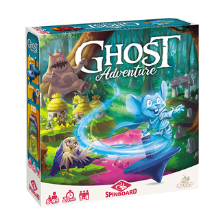 Buzzy Games Ghost Adventures [French]