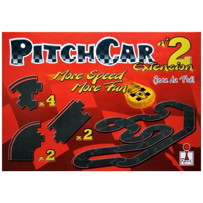 Ferti Pitch Car : Extension 2 [Multi]