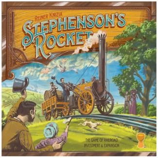 Grail Games Stephenson's Rocket [anglais]