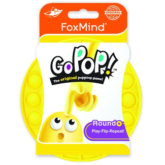 FoxMind Go PoP ! - Roundo (Yellow) [Multi]