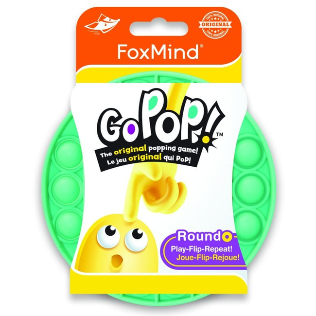FoxMind Go PoP ! - Roundo (Teal) [Multi]