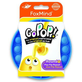 FoxMind Go PoP ! - Roundo (Blue) [Multi]