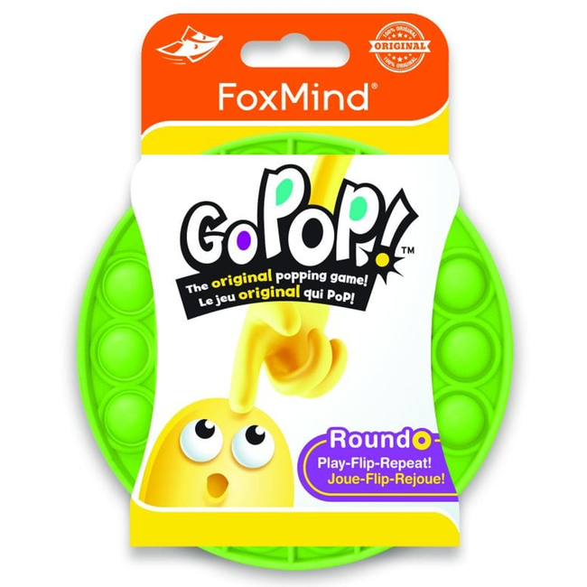 FoxMind Go PoP ! - Roundo (Green) [Multi]