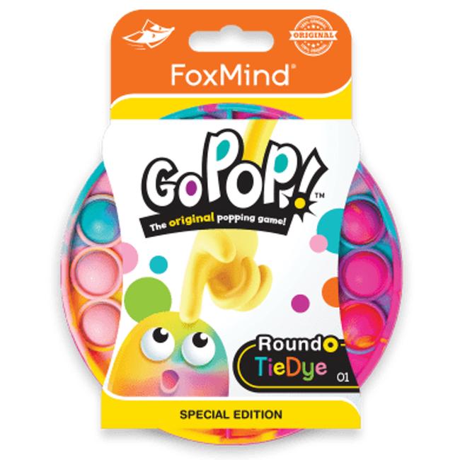 FoxMind Go PoP ! - Roundo (Tie Dye) [Multi]