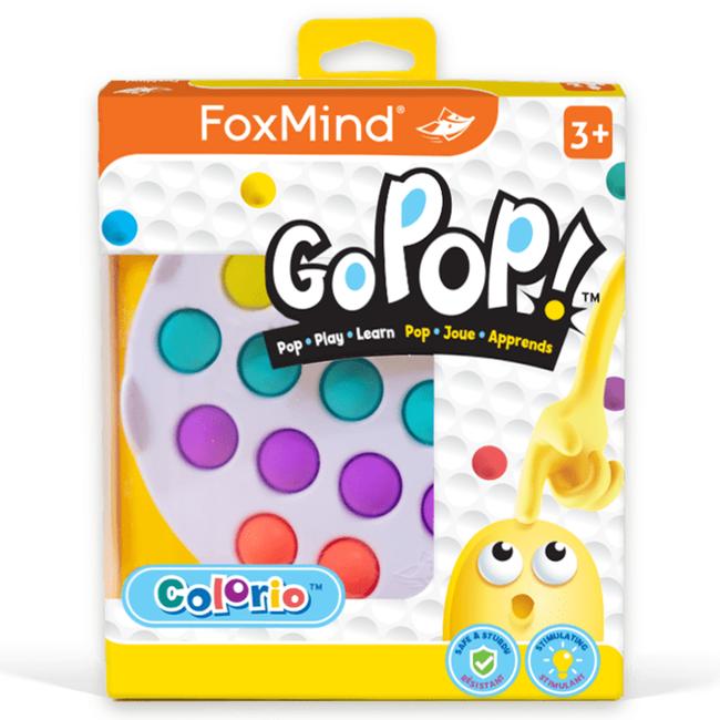 FoxMind Go PoP ! - Colorio [English]