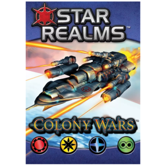 Wize Wizard Games Star Realms - Colony Wars [English]
