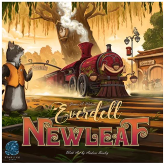 Starling Games Everdell : Newleaf [anglais]