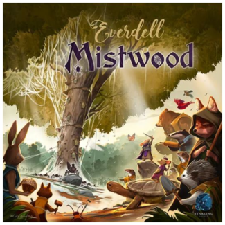 Starling Games Everdell : Mistwood [anglais]