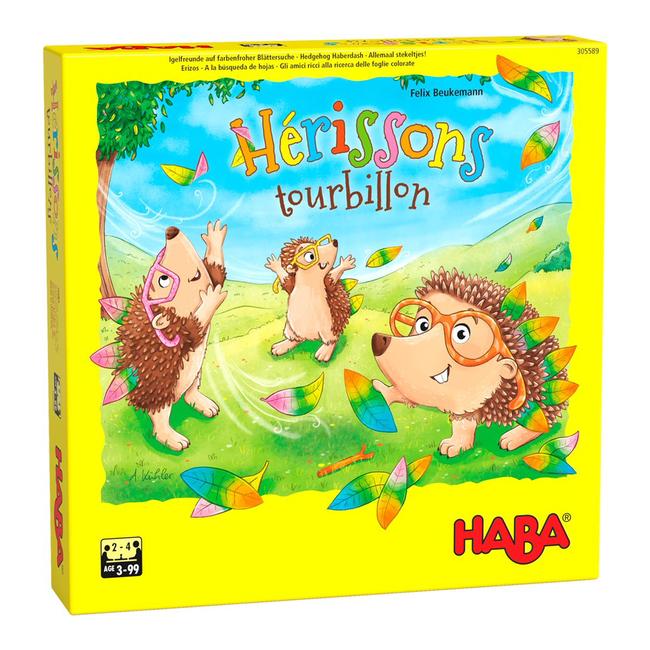 Haba Hérissons tourbillon [French]