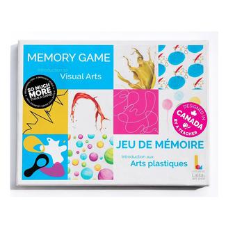 Lalita's Art Shop Jeu de mémoire - Introduction aux arts plastiques [Multi]