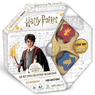 Zanzoon Harry Potter - Quiz des quatre maisons [French]