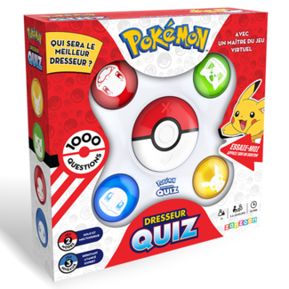 Zanzoon Pokémon Dresseur Quiz [français]