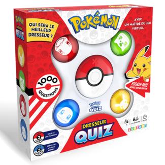Zanzoon Pokémon Dresseur Quiz [French]