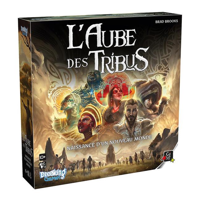 Gigamic Aube des tribus (l') [français]