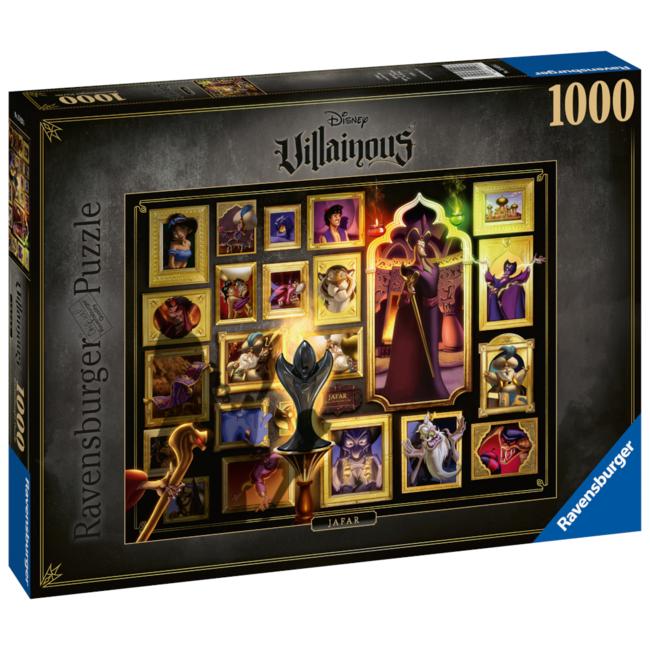 Ravensburger Disney Villainous : Jafar (1000 pieces)