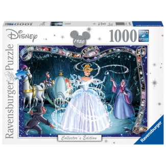 Ravensburger Cendrillon (1000 pieces)