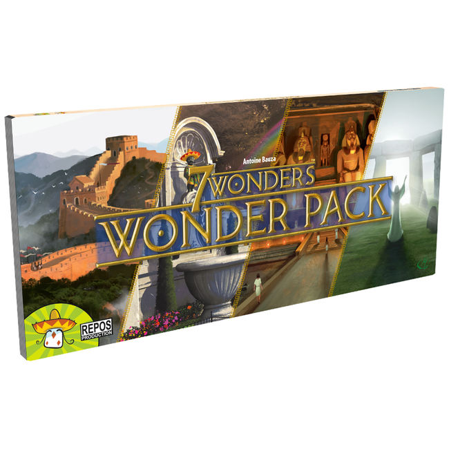 Repos Production 7 Wonders : Wonder Pack [Multi]
