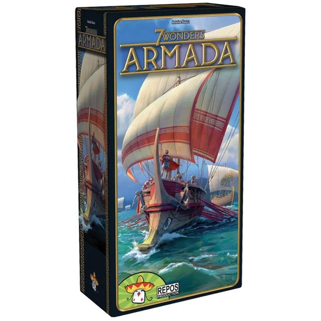 Repos Production 7 Wonders : Armada (1ère édition) [French]