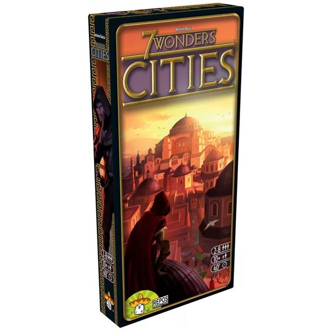 Repos Production 7 Wonders : Cities (1ère édition) [français]