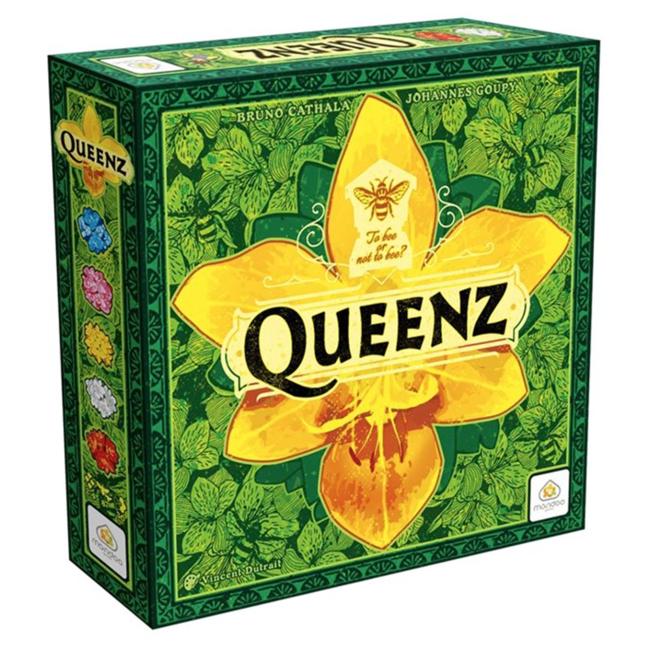 Mandoo Games Queenz [français]