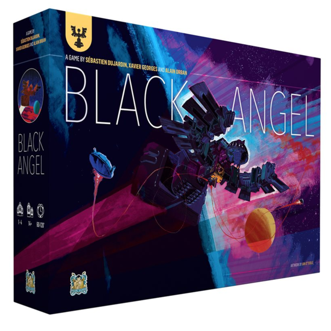 Pearl Games Black Angel [French]