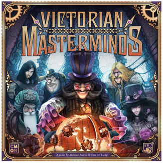 CMON Victorian Masterminds [French]